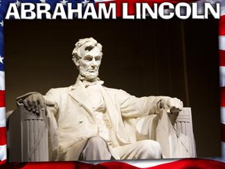 Abraham Lincoln!