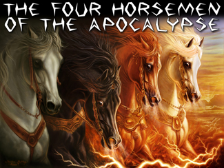 The Four Horsemen!
