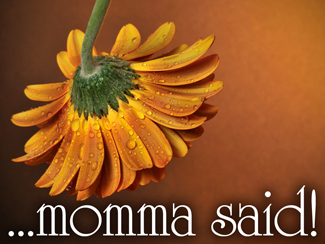 Momma Said!