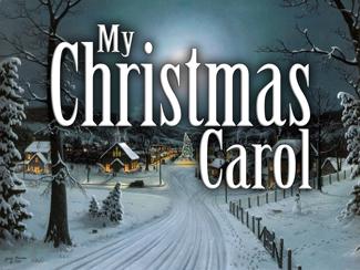 My Christmas Carol!