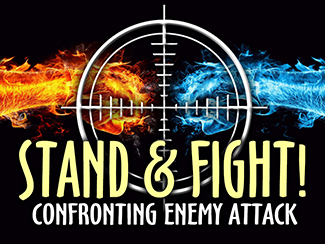 Stand And Fight!!!