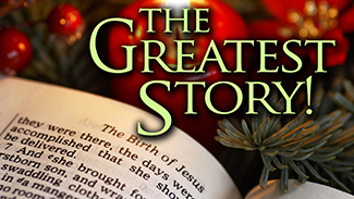 The Greatest Story!