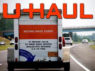 U-Haul (You Haul!)