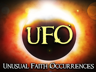 Unusual Faith Occurrences!