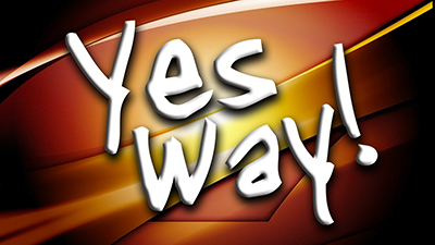 Yes Way - 2016!